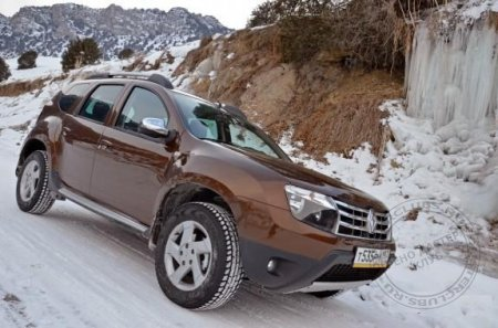 Renault Duster (Рено Дастер) автомат или механика?