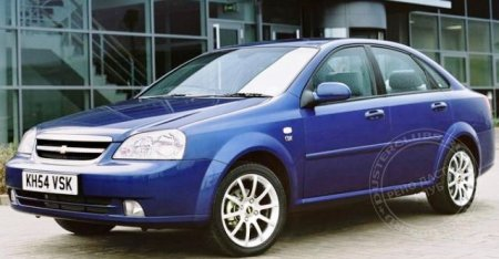 Duster Renault vs Chevrolet Lacetti
