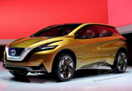 Latest Nissan models at the 2013 Geneva Motor Show