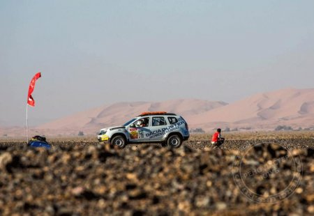 The 2013 Aïcha des Gazelles Rally in pictures