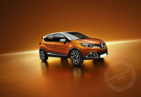 Captur: made by Renault