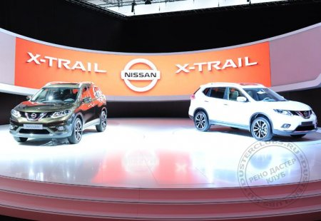 Discover the main new products of the Nissan stand