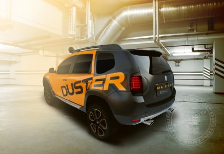 Johannesburg motor show: Duster makes a Detour via South Africa