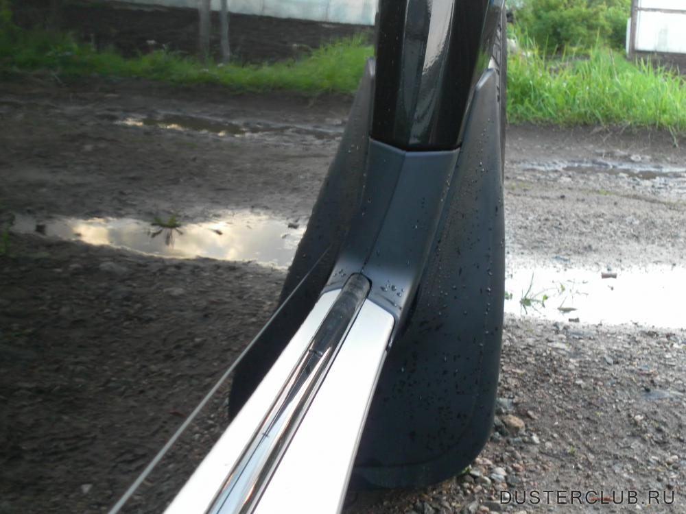 Крепеж для брызговиков айди фото 48-752